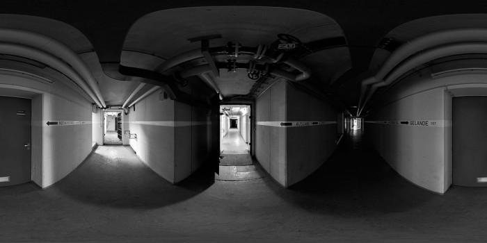 Im Atombunker 360°x180°