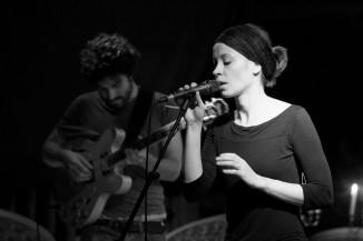 Natalia Mateo CD-Releasekonzert